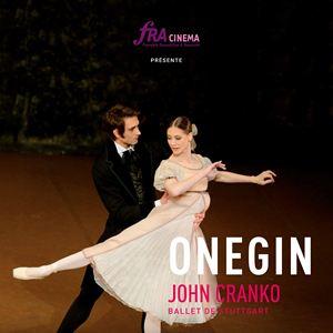 Onegin (Stuttgart Ballet- FRA Cinéma) : Affiche