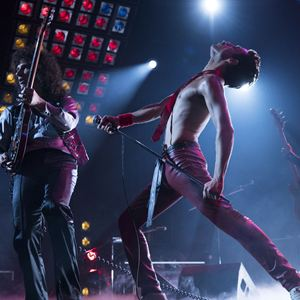 Bohemian Rhapsody : Photo Gwilym Lee, Rami Malek