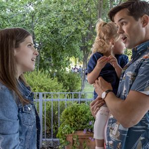 L'Ombre d'Emily : Photo Andrew Rannells, Anna Kendrick