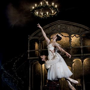 La Sylphide (Bolchoï - Pathé Live) : Photo