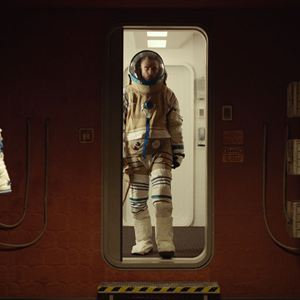 High Life : Photo Robert Pattinson
