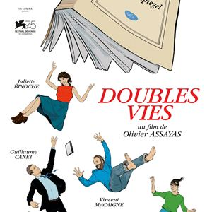 Doubles Vies : Affiche