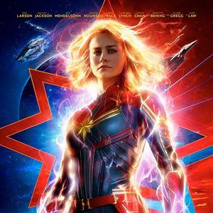 Captain Marvel : Affiche