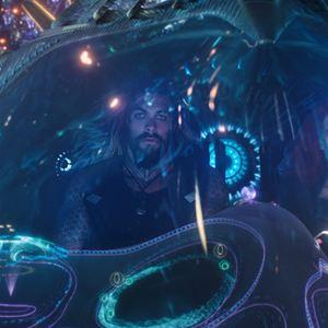 Aquaman : Photo Amber Heard, Jason Momoa