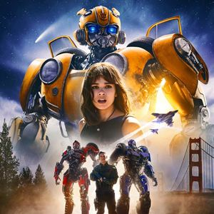 Bumblebee : Affiche