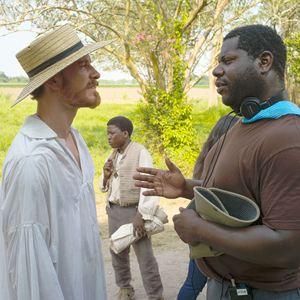 12 Years a Slave : Photo Michael Fassbender, Steve McQueen (II)