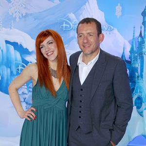 La Reine des neiges : Photo promotionnelle Anaïs Delva, Dany Boon