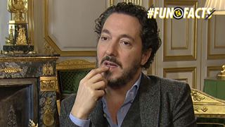 #Fun Facts - Guillaume Gallienne
