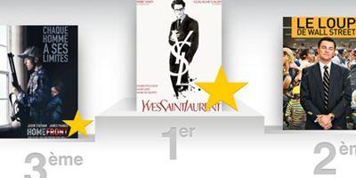 "Box-office France : ""Yves Saint Laurent"" est devant !"