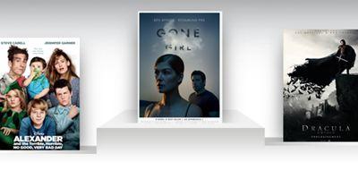 Box-office US : Gone Girl résiste à Dracula