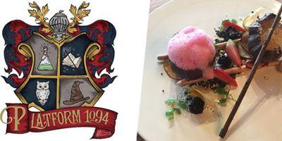 Un nouveau restaurant inspiré du monde d'Harry Potter ouvre ses portes