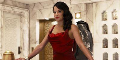 Michelle Rodriguez dans le prochain Steve McQueen
