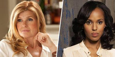 Scandal : ABC voulait que Connie Britton incarne Olivia Pope