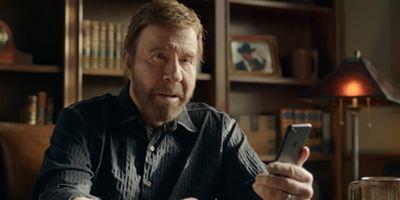 """Quand Chuck Norris veut son jeu sur mobile, ca donne """"Nonstop Chuck Norris"""" !"""