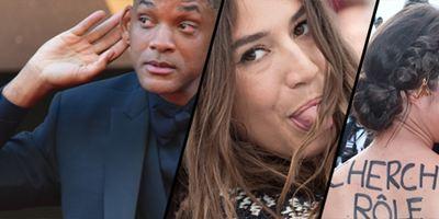 Les photos les plus décalées de Cannes 2017 : Will Smith, Nicole Kidman, Kristen Stewart, Rihanna, Dustin Hoffman...