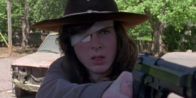 The Walking Dead : Carl entend une voix dans l'extrait dans la saison 8
