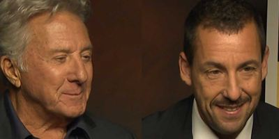 The Meyerowitz Stories : Dustin Hoffman et Adam Sandler se connaissent-ils bien ? [INTERVIEW]
