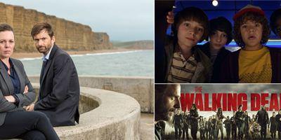 Broadchurch, Stranger Things, The Walking Dead... Les rendez-vous séries du 23 au 29 octobre
