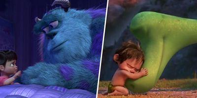 12 moments où Pixar nous a fait pleurer [SPOILERS]