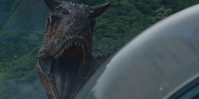 Jurassic World : aviez-vous reconnu ce dinosaure tué par le T-Rex dans la bande-annonce ?