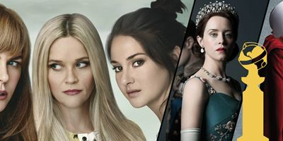 Golden Globes 2018 : Big Little Lies, The Handmaid's Tale et The Crown en lice côté séries