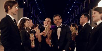 César 2018 : Manu Payet détourne un clip d'Orelsan pour annoncer la cérémonie