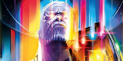 Avengers Infinity War : Thanos et les héros investissent les couvertures du magazine Empire