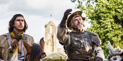 Don Quichotte par Terry Gilliam, le retour de Johnny English, une romance punk SF... Les bandes-annonces à ne pas rater