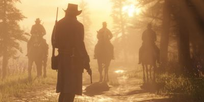 Red Dead Redemption  2 : une nouvelle bande-annonce du western signé Rockstar