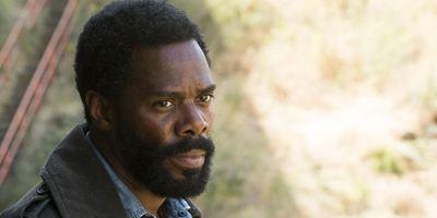 """Fear The Walking Dead : """"J'ai été dévasté par la mort de [SPOILER]"""", confie Colman Domingo"""