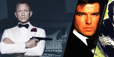 James Bond : de Spectre à Dr. No, le classement de la saga selon vos notes