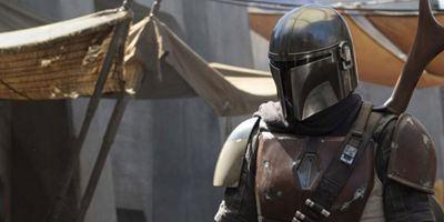 Star Wars : George Lucas visite le tournage de The Mandalorian
