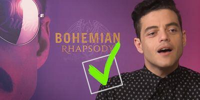 Bohemian Rhapsody : notre blind-test Queen... inversé avec Rami Malek et Gwilym Lee !