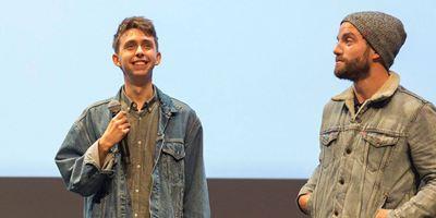 Les Drapeaux de papier : réaliser un premier long métrage à 18 ans, Nathan Ambrosioni l'a fait