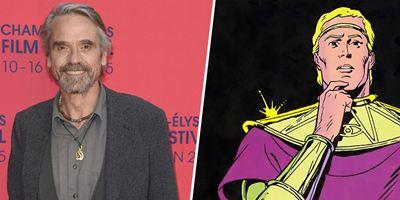 Watchmen : Jeremy Irons incarnera Ozymandias dans la série HBO
