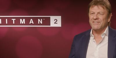"""Entretien avec Sean Bean, cible mouvante et mortelle de l'agent 47 dans """"Hitman 2"""""""