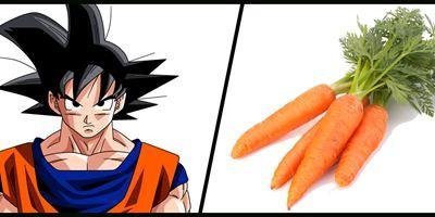Dragon Ball : à quels légumes correspondent ces Saiyans ?