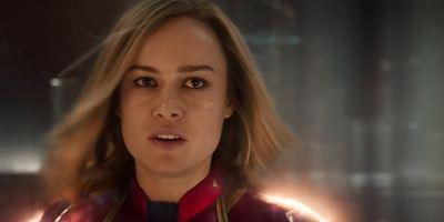 Captain Marvel : Brie Larson surpuissante dans la nouvelle bande-annonce