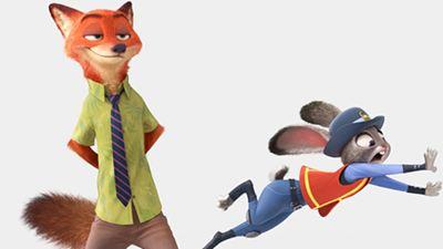 Zootopie, le prochain Disney : un teaser amusant sur cette société animale inédite
