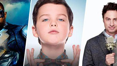 Young Sheldon, Marvel's Inhumans, The Gifted… Toutes les séries de la saison US 2017 / 2018 !
