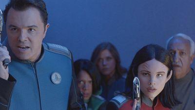 The Orville: non, la série de Seth MacFarlane n'est pas une simple parodie de Star Trek!