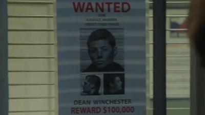 Supernatural : un avis de recherche contre Dean dans le teaser de l'épisode 300 !