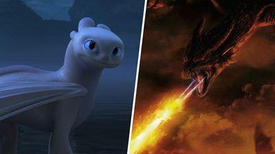 Saurez-vous retrouver à quels films et séries appartiennent ces dragons ? [QUIZ]