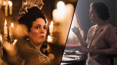 """De La Favorite à The Crown : """"Jouer Elizabeth II est beaucoup plus contraignant et compliqué"""", explique Olivia Colman"""