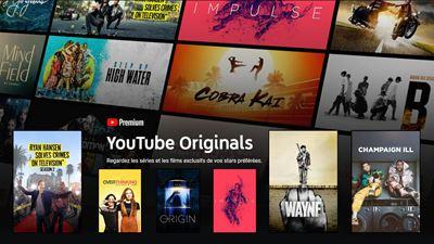 YouTube Originals : Weird City, 12 deadly days... Quelles séries regarder ?