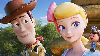 Nouvelle bande-annonce Toy Story 4 : Woody s'improvise cascadeur !