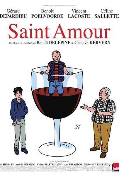 Saint Amour [BRRiP] Francais