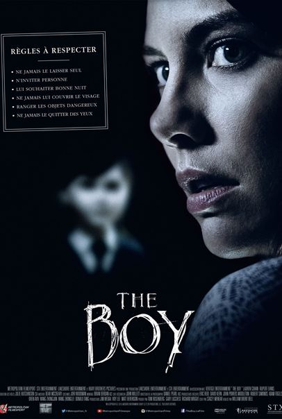 The Boy [BDRip] [MULTI]