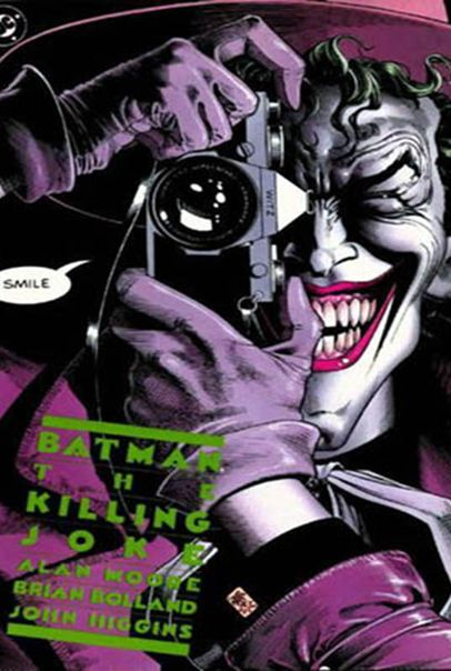 Batman: The Killing Joke [BDRip] Francais