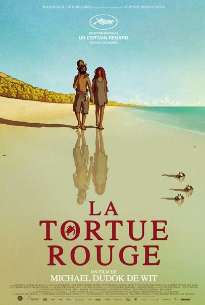 La Tortue rouge [BDRip] Francais
